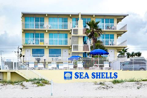 Seashells Resort Daytona Beach